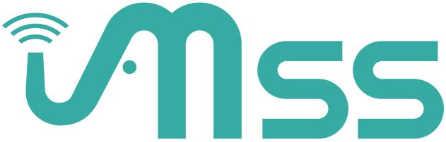 MSSのロゴマーク。MSSを示す文字と、犬以上の嗅覚を持つ象のイメージを重ね合わせている