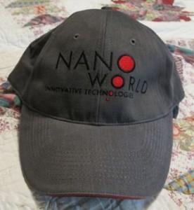 NanoWorld Cap