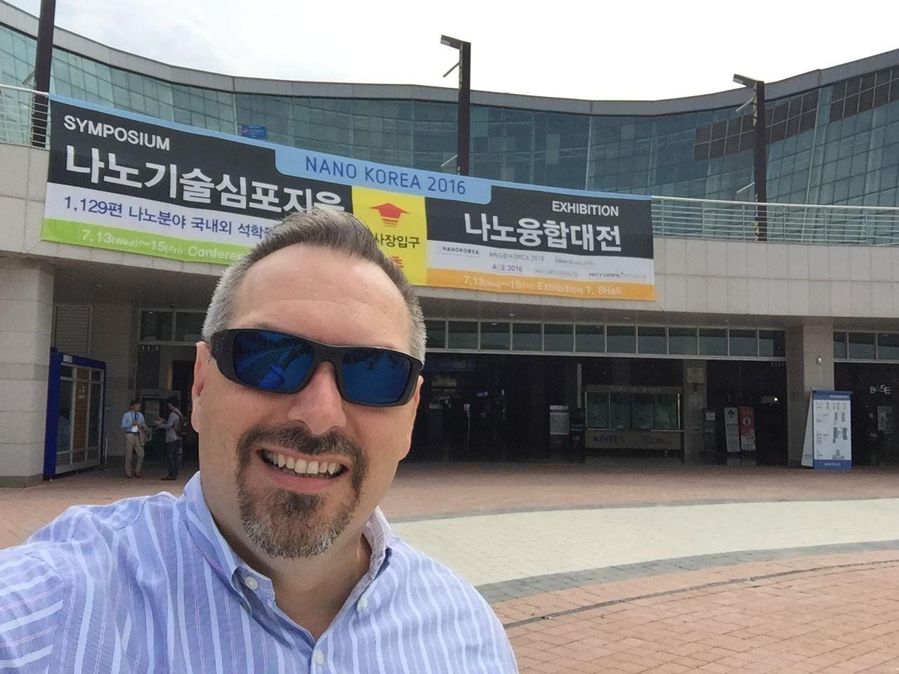 NanoWorld CEO at NanoKorea 2016