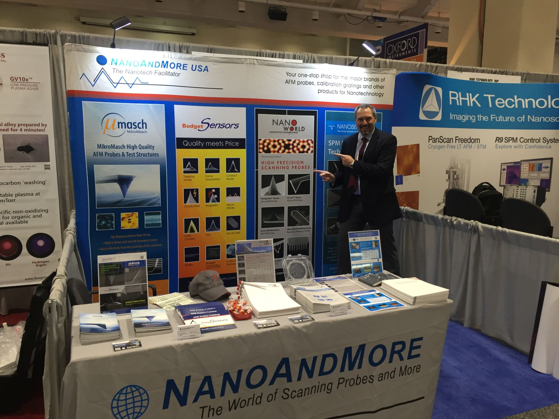 Meet us at 2016 MRS Fall booth #610 #f16mrs